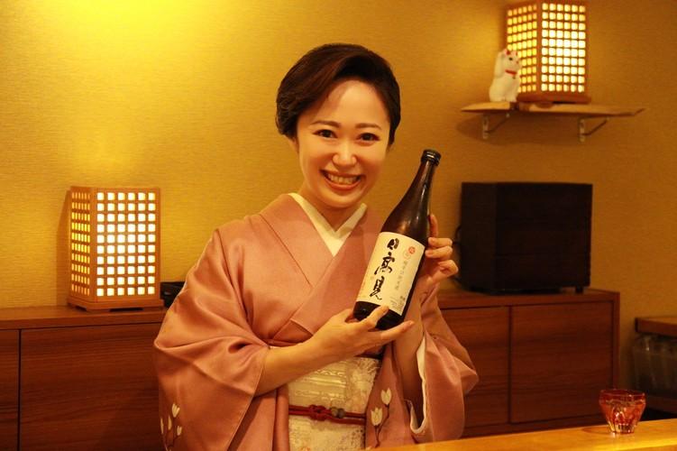 女将YUKAプロフィール写真